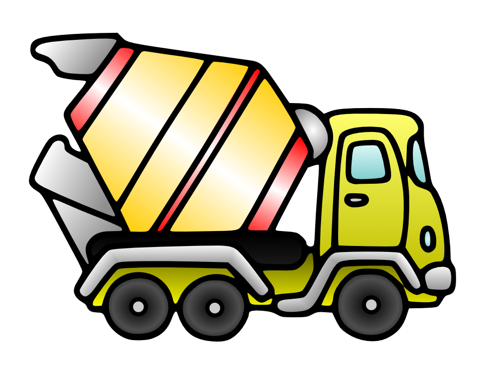 free domain cement mixer clip art on the go pinterest clip rh pinterest com concrete clip art work concrete clip art work