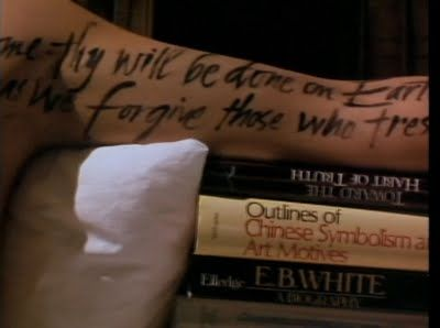 boiteaoutils: # The pillow book by Peter Greenaway