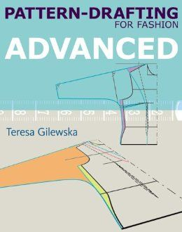 Amazon Com Pattern Drafting For Fashion Advanced 9781408129883