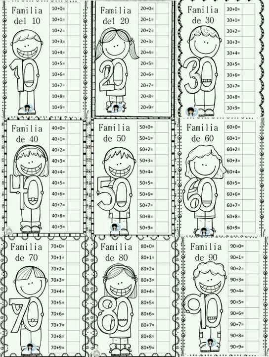 Pin by lady vallejos on matemática | Pinterest | Math, School and ...