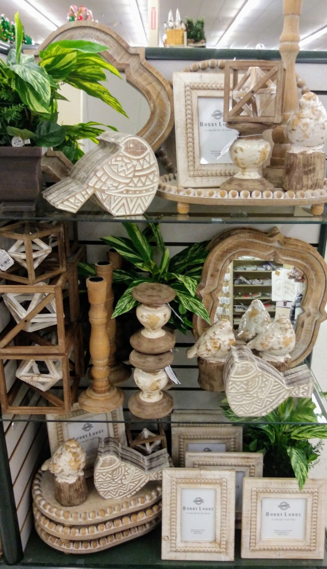Waterfront wood collection @ Hobby Lobby Houston (With ...