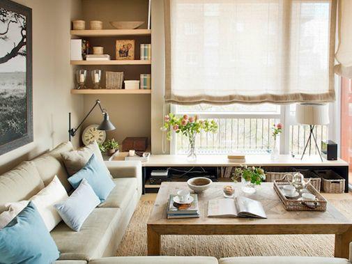 Apartamento pequeño con grandes ideas 2