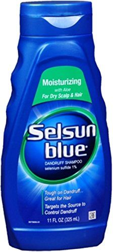 Selsun Blue Moisturizing Dandruff Shampoo 11 Oz Pack Of 12 Read More At The Image Link Selsun Blue Dandruff Anti Dandruff Shampoo