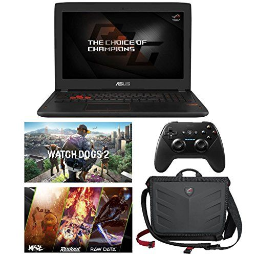 Introducing ASUS ROG STRIX GL502VMDB71 i76700HQ 24GB RAM
