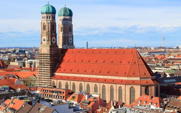 Frauenkirsche Que Ver En Munich Omio Que Ver En Munich Munich Viajes