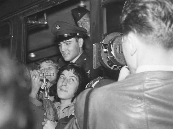 Spotlight 1. Oktober 1958: E-Day – G.I. Elvis erobert Friedberg