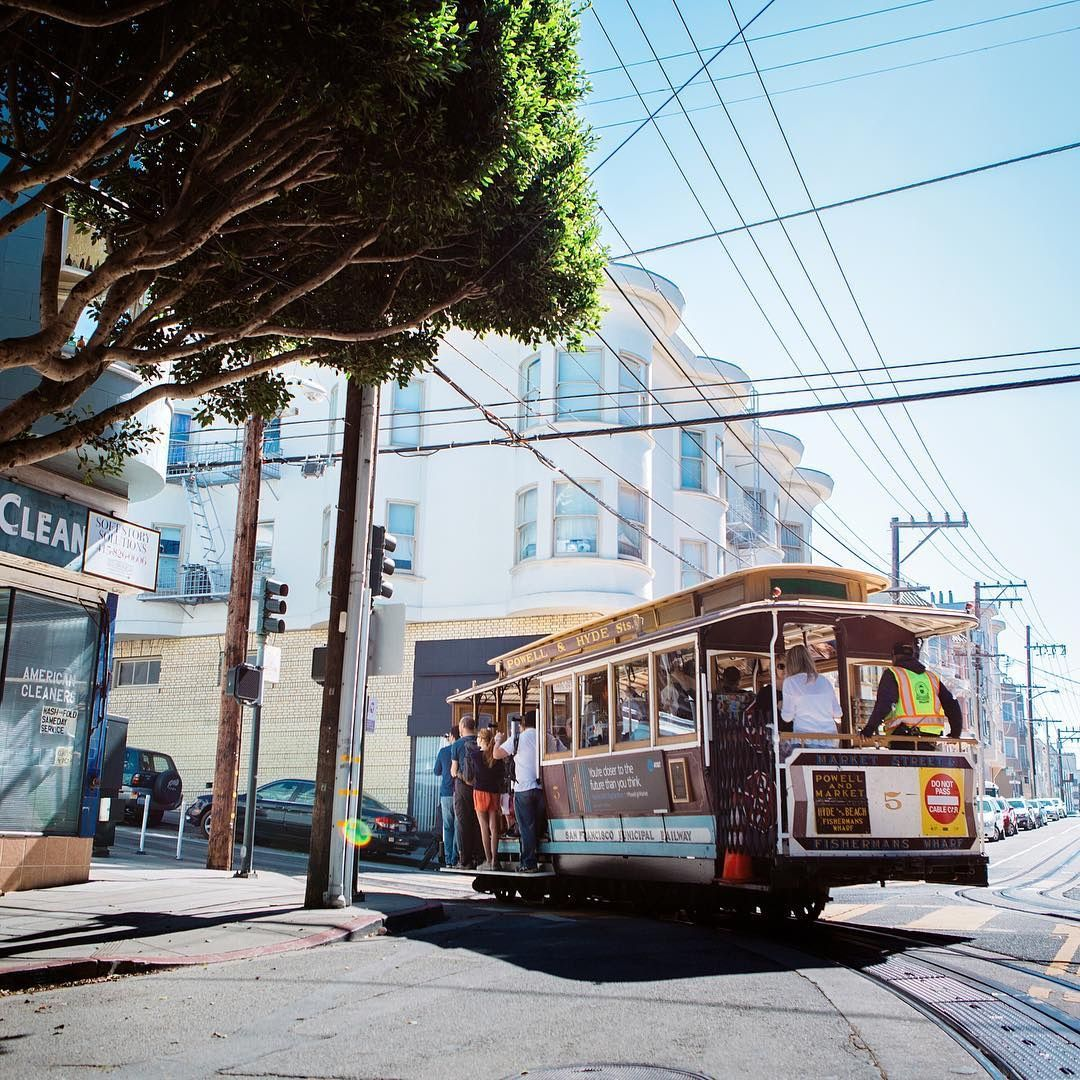 So Much To See And Do In San Francisco. By @joshtelles