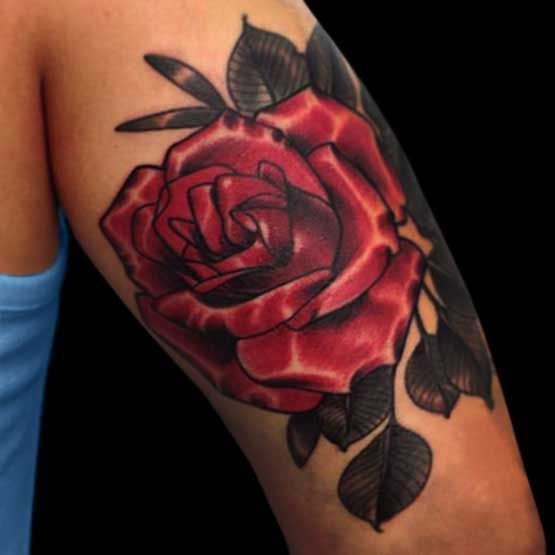 Rose tattoo designs for hand tattoo ideas pinterest for Rose tattoo parlor