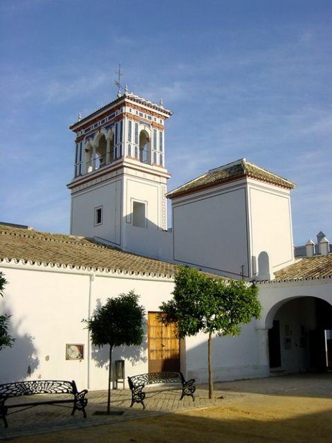 Rincones de Andalucía: Torre de Montefuerte en Tomares (Sevilla ...