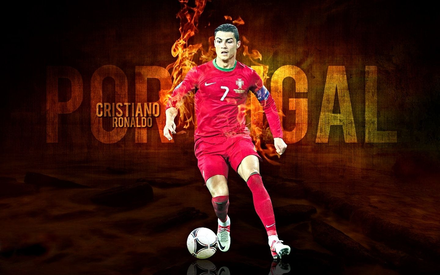 Cristiano Ronaldo Wallpaper Portugal Wallpapersafari