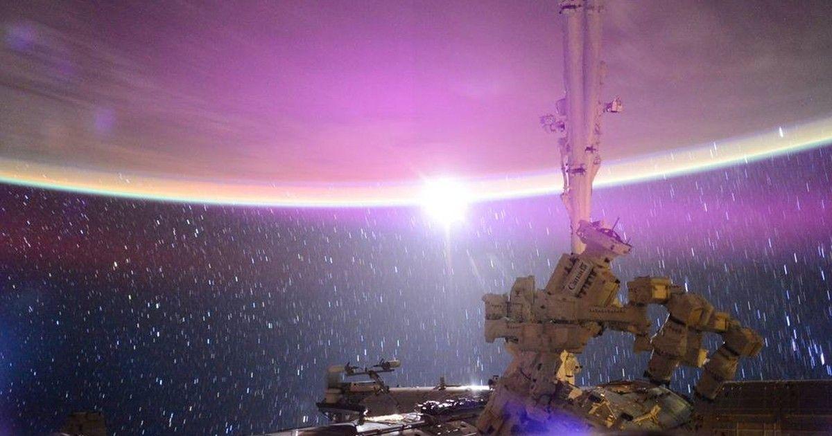 Estação Espacial completa 100 mil voltas ao redor da Terra