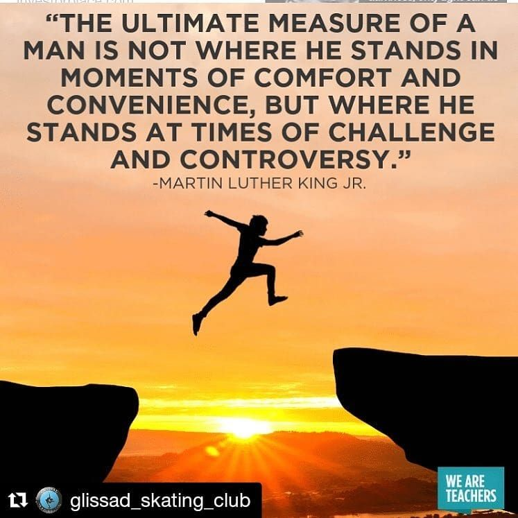 """Flemington Ice Arena on Instagram: """"#Repost @glissad_skating_club ・・・ We hope this quote from MLK Jr. inspires all of our hardworking skaters to continue on whether they…"""""""
