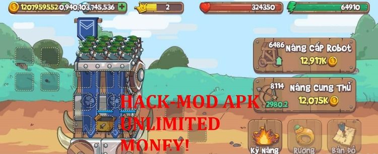 cat'n'robot hack mod apk download free unlimited money