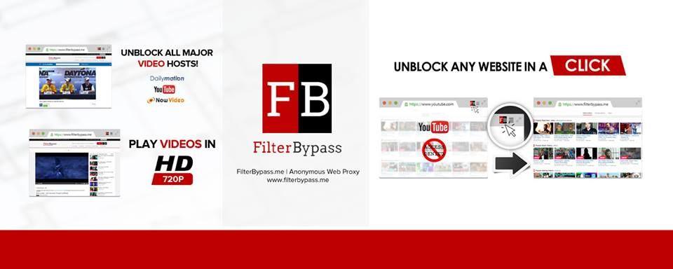 Youtube Bypass Proxy