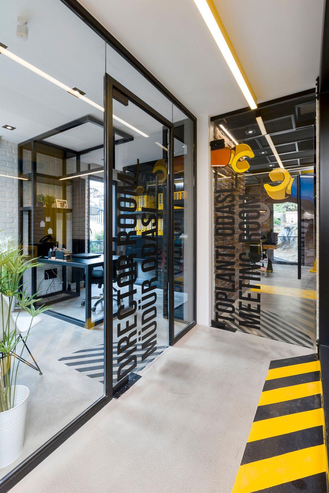 office corridor door glass. Office Tour: Emre Group Offices \u2013 Istanbul Corridor Door Glass