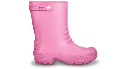 cd4b46f0ad99aa Crocs georgie Pink