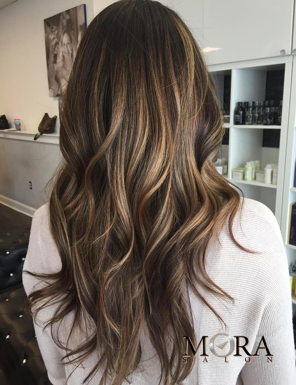 Pin On Long Layers Hair