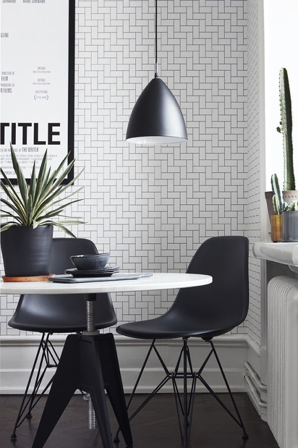 Nytt på tapeten Design, Fliesen und Haus Interieu Design - fliesen tapete küche