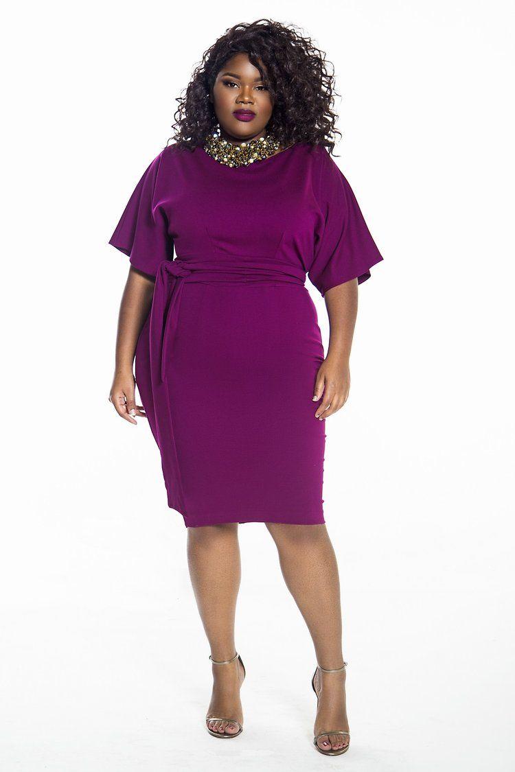 Plus Size Dress | Plus Size Fashion | Pinterest | Mujeres de verdad ...