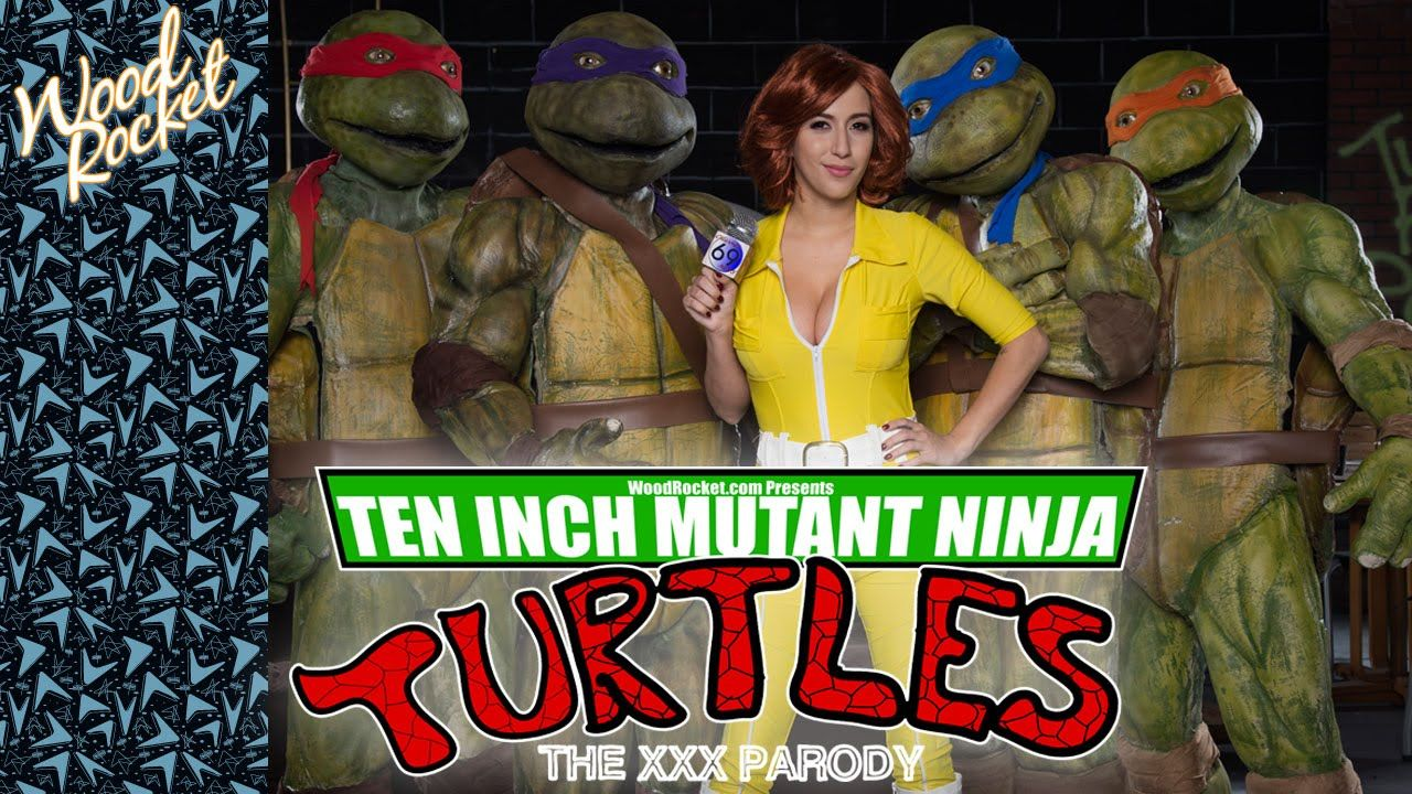 tmnt xxx parody: ten inch mutant ninja turtles (trailer) my