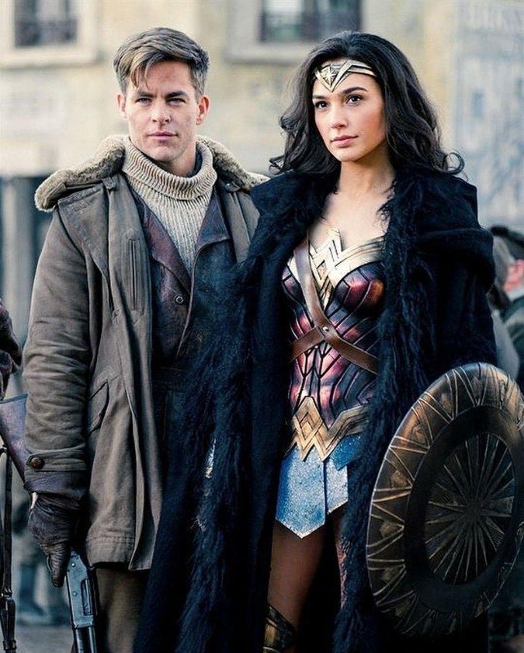 Steve Trevor Wonder Woman Gal Gadot Wonder Woman Wonder Woman Movie Wonder Woman