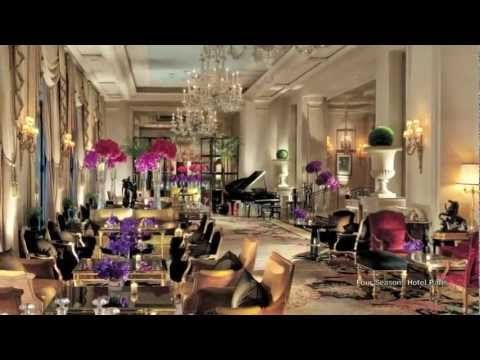 Four Seasons Hotel George V Paris France Hotels Paris With