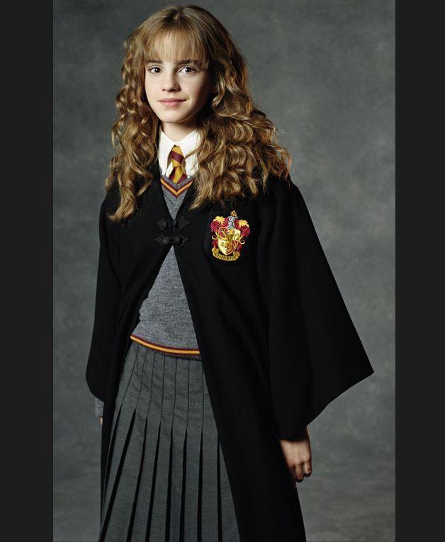 Resultado de imagem para roupa hermione harry potter