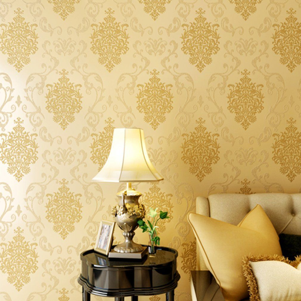 Kinlo 3d Modern Non Woven Fabrics Environmental Protection Pattern