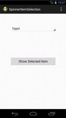 دورة تعليم برمجة تطبيقات الأندرويد الدرس العاشر شرح إستعمال ال Onitemselectedlistener بالنسبة ل Android Spinner Cards Against Humanity