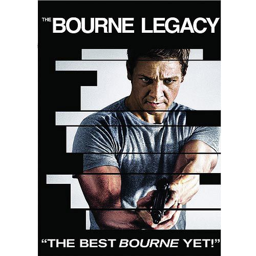 The Bourne Legacy Comes To Dvd And Blu Ray On Tuesday