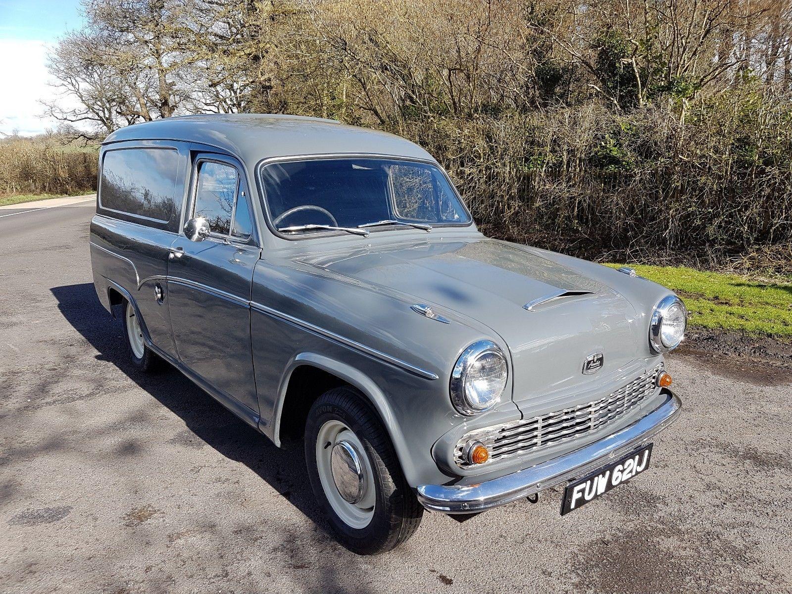 eBay: 1971 Austin A60 10 cwt van, long MOT, drives well, delightful ...