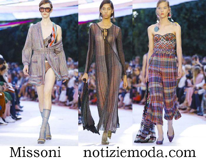 84c064a8480e Abbigliamento Missoni primavera estate 2018 moda donna ...