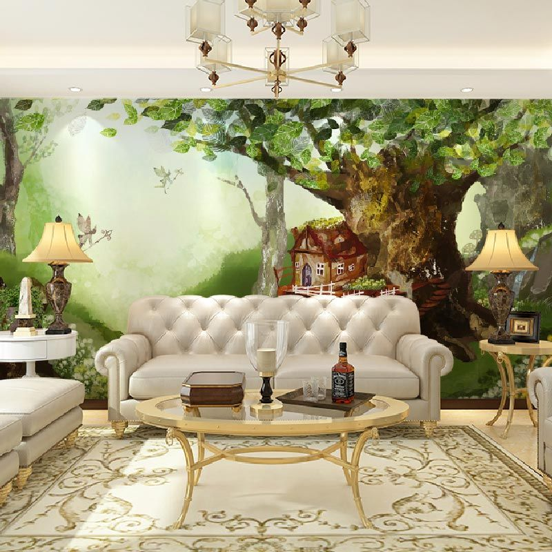 Cheap Photo Wallpaper, Buy Quality Wall Mural Directly From China Wallpaper  Kids Suppliers: Home Decor Mural Childrenu0027s Bedroom Wall Papers Cartoon  Photo ... Part 75