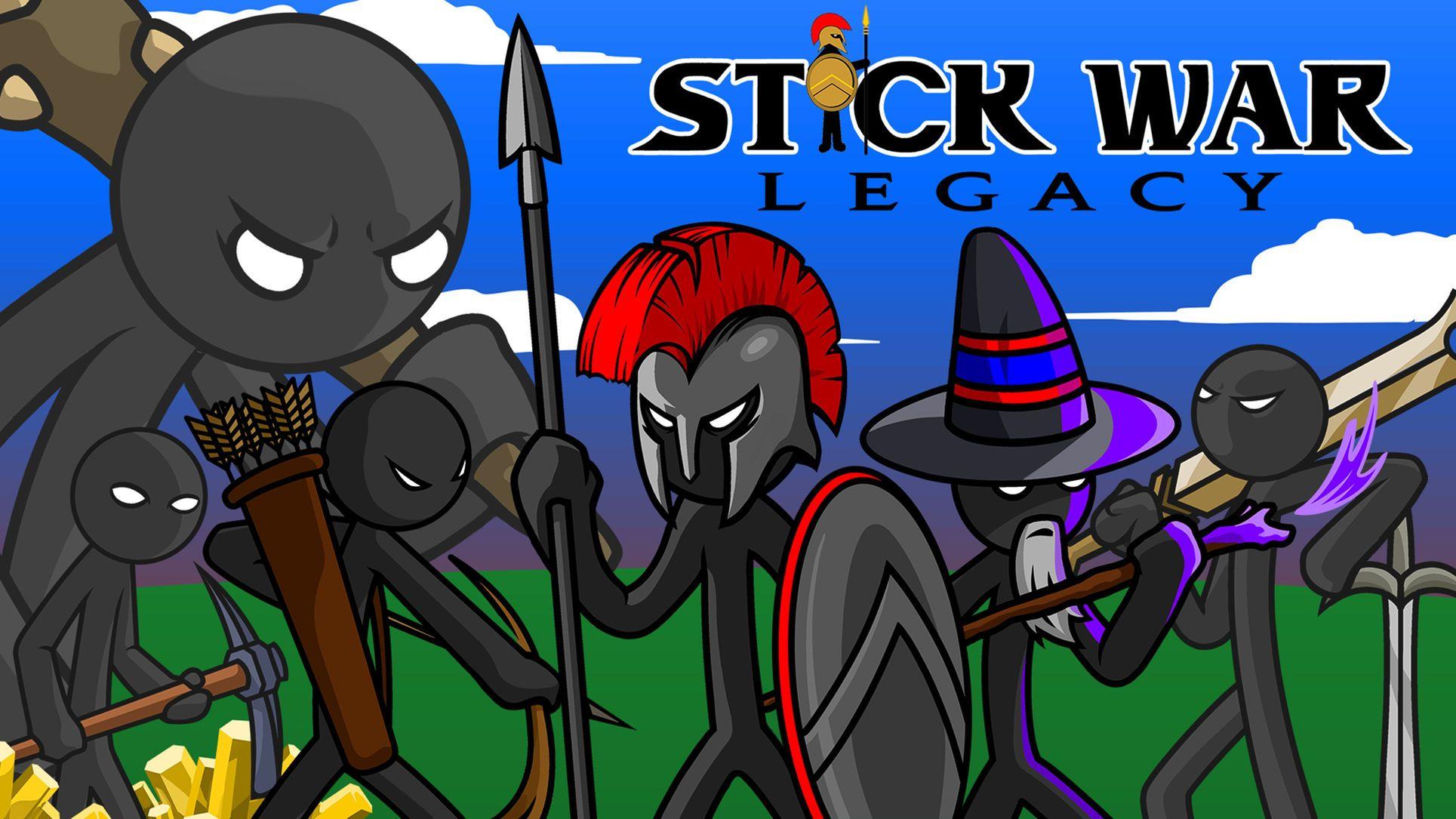Stick War Legacy AdventureStudiosiosStrategy Thây