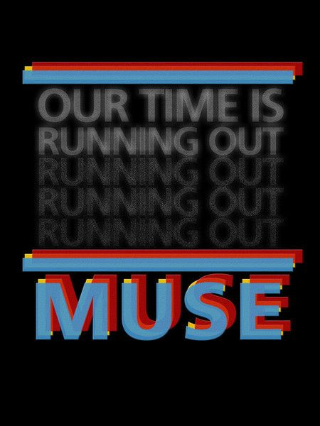 Muse Time Is Running Out One Of Those Songs That Give You Goose