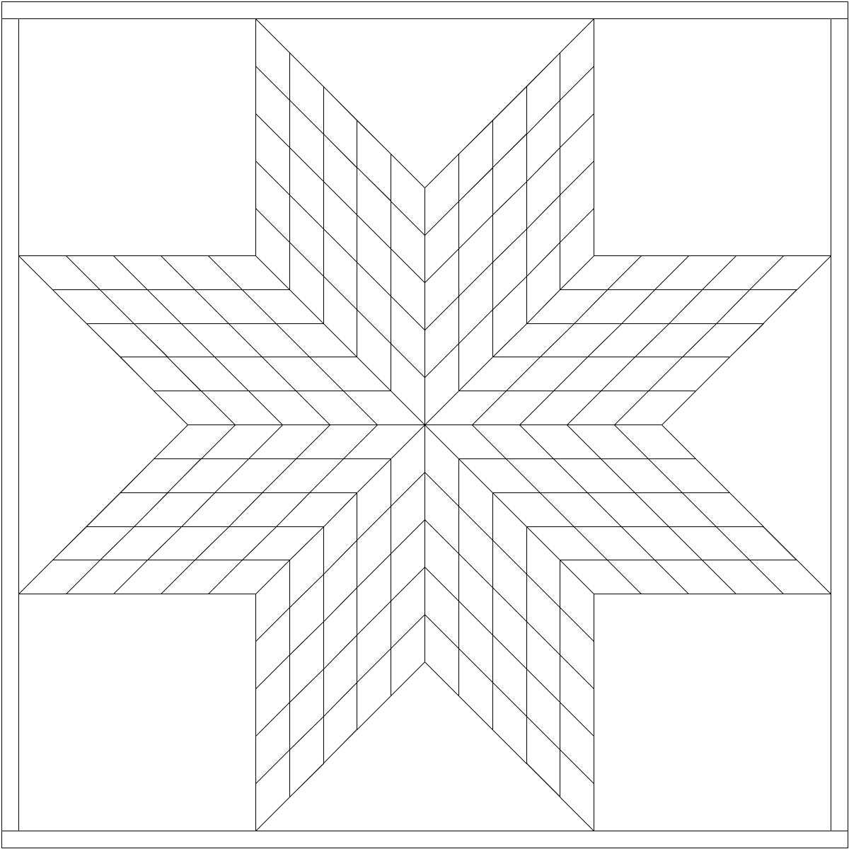 Free printable coloring pages of quilts - Lone Star Quilt Pattern Star Quilt Patterns Block Patterns Star Quilts Sewing Patterns Quilt Blocks Patterns To Colour Star Template Templates
