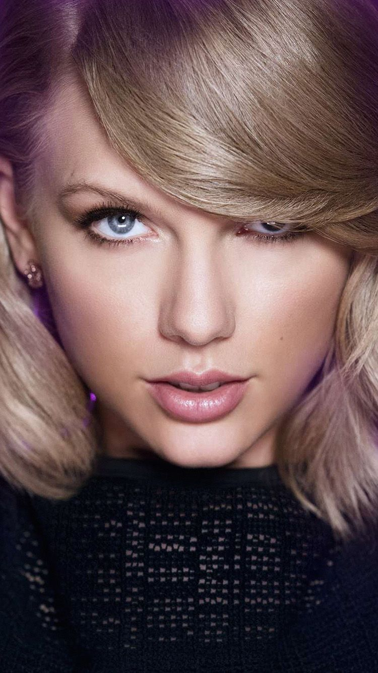 Taylor Swift Face Music Celebrity Wallpaper Hd Iphone Taylor
