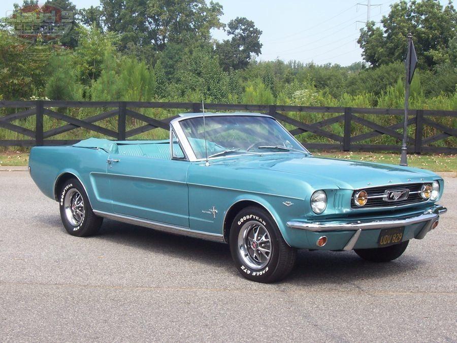 1966 Mustang Convertible | Bucket List | Pinterest | Mustang ...