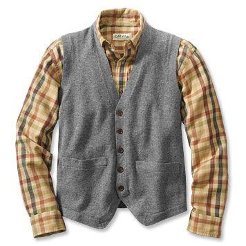 Just found this Mens Cardigan Sweater Vest - LambsWool Cardigan ...