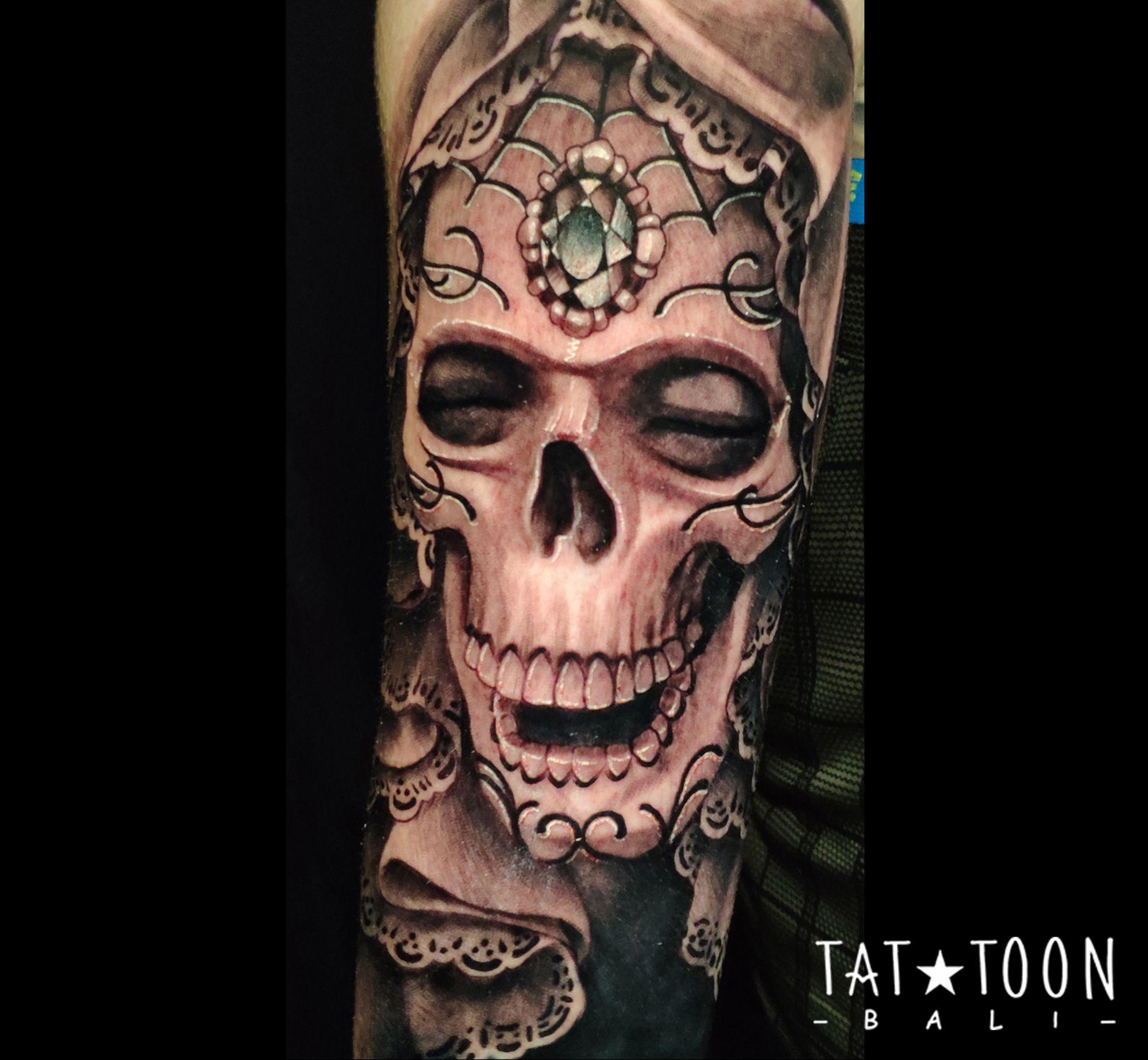 Cover up tattoo bali seminyak canggu