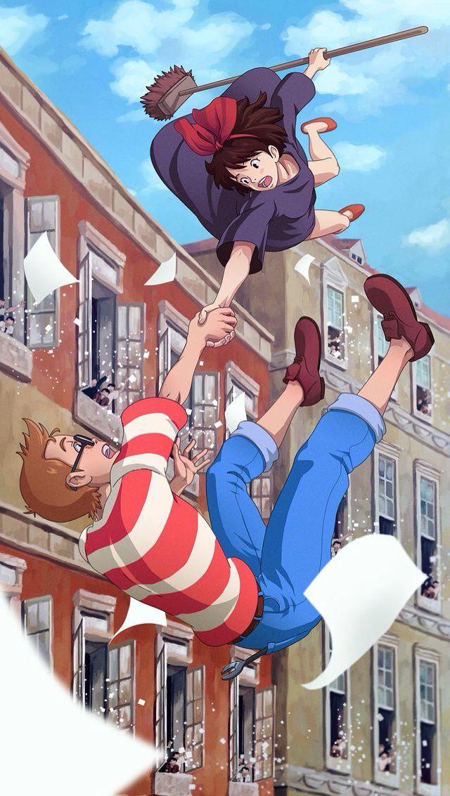 Pin by Sarab on أنمي Studio ghibli, Anime, Ghibli