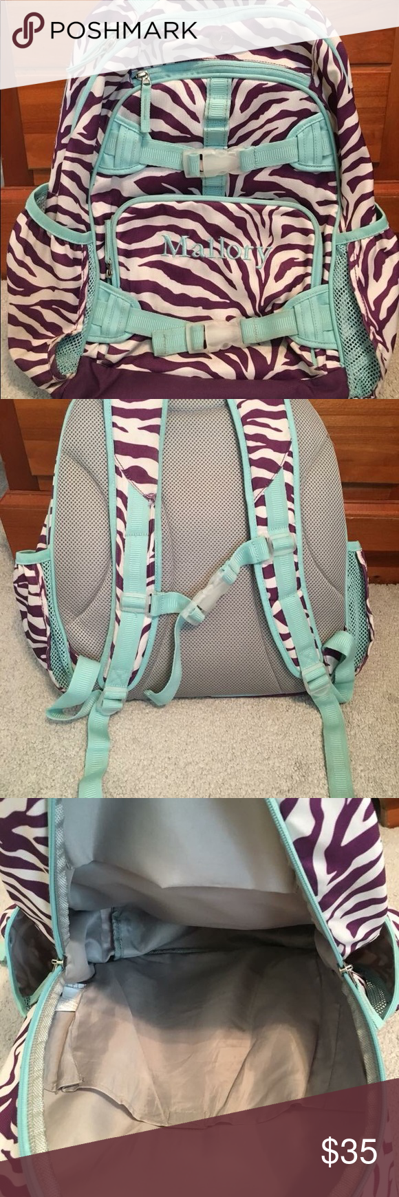 Pottery Barn Backpack Amp Lunchbox W Mallory Pottery Barn