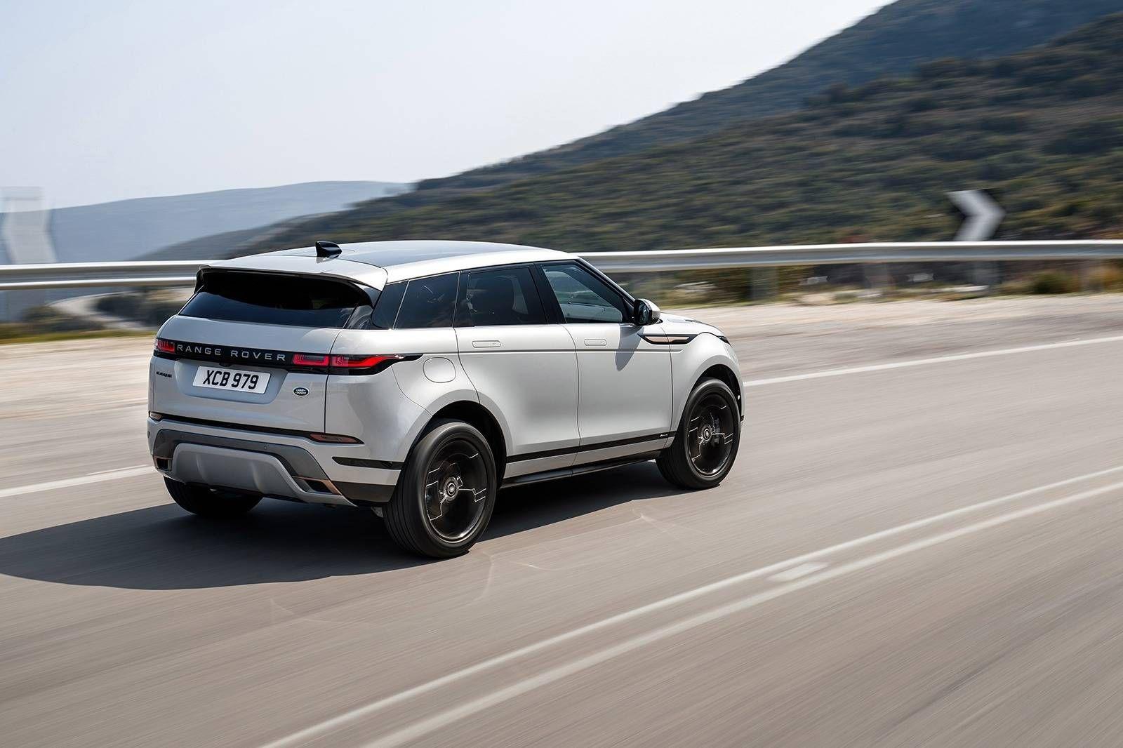 2020 Range Rover Evoque Redesign Detail & Price Info