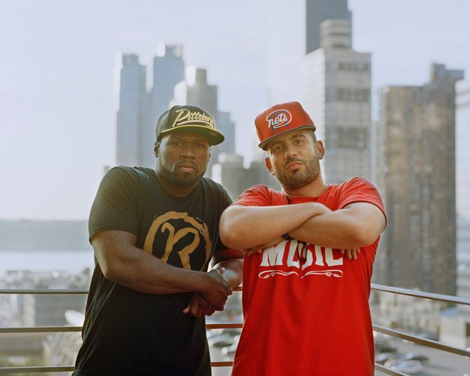 We Interviewed 50 Cent And Dj Drama Drama Interview Reading