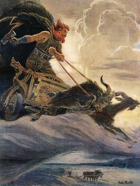 fe7ec889f24 red headed Thor Thor Norse