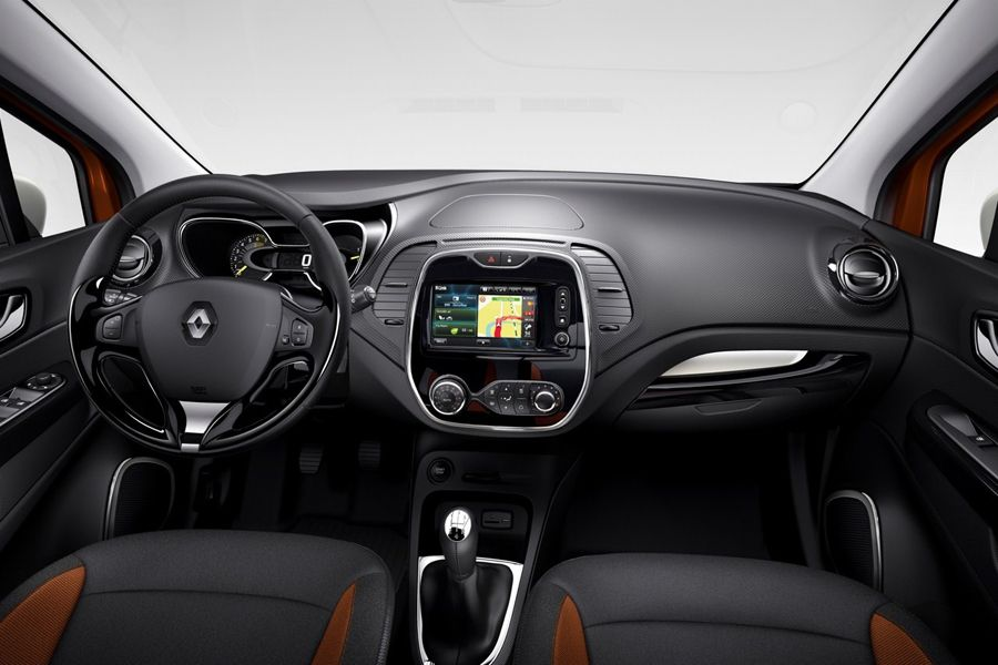 Nice Journey With Renault Captur The Rear Seats Are Able To Move