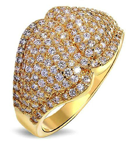 Gnzoe Jewelry Silver Wedding Ring Band Mens Round Cut Cubic Zirconia Ring For His 5mm Size 6.5