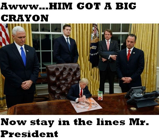 Move Over Joe Biden Tiny Trump Meme Is Taking Over-11 LOL Pics