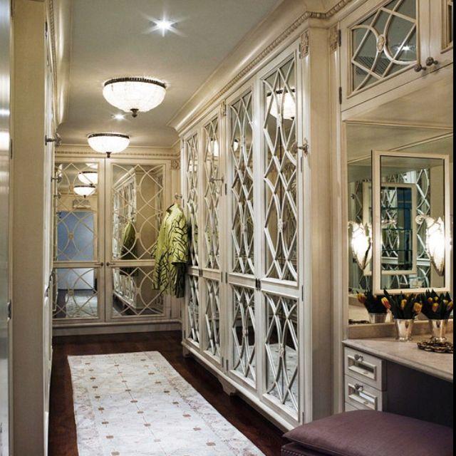 Beautiful Walk In Closets beautiful walk in closet. | interior design | pinterest | dressing