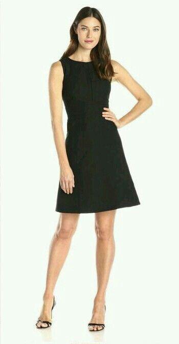 2a90d2a00 Vestido ejecutivo negro